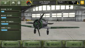 تصویر محیط FighterWing 2 Flight Simulator v2.79 + data