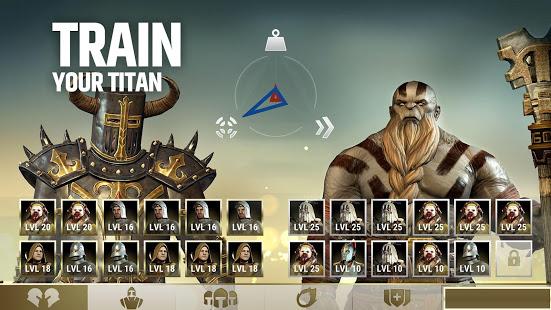 Dawn of Titans v1.24.3 + data