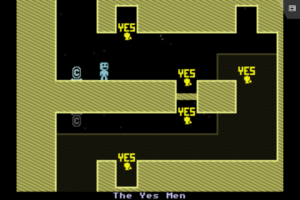 تصویر محیط VVVVVV v2.1