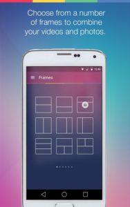تصویر محیط Vidstitch Pro – Video Collage v2.1.5