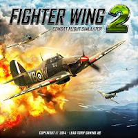 بازی شبیه ساز هواپیما جنگی آیکون