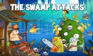 تصویر محیط Swamp Attack v4.0.7.95