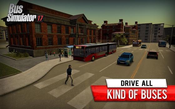 Bus Simulator 17 v1.7.0 + data