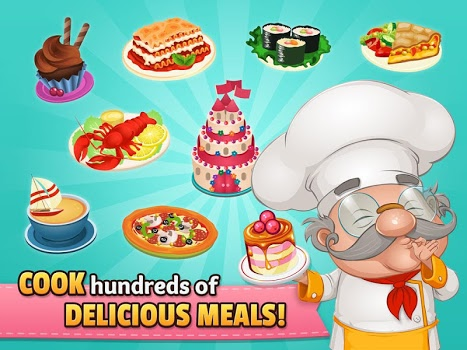 Cafeland – World Kitchen v1.8.4
