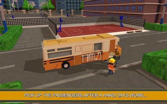 Coach Bus Simulator Craft 2017 v1.4