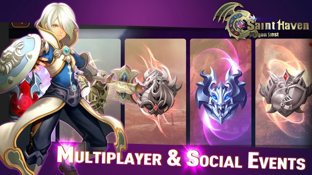 Dragon Nest: Saint Haven v1.1 + data