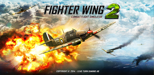 FighterWing 2 Flight Simulator v2.79 + data