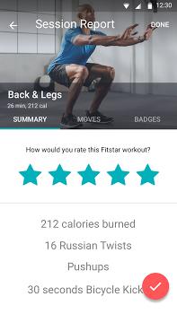 Fitstar Personal Trainer v3.3