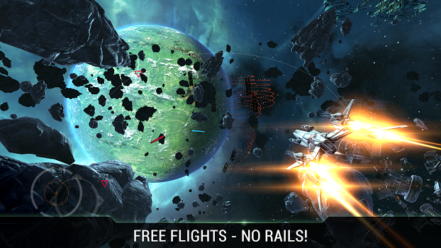 Galaxy on Fire 3 – Manticore v1.6.9 + data