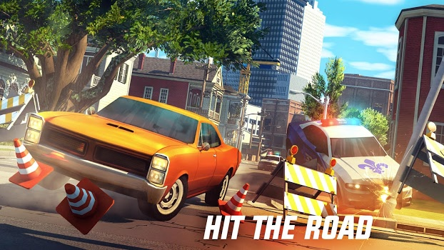 Gangstar New Orleans OpenWorld v1.1.0i + data