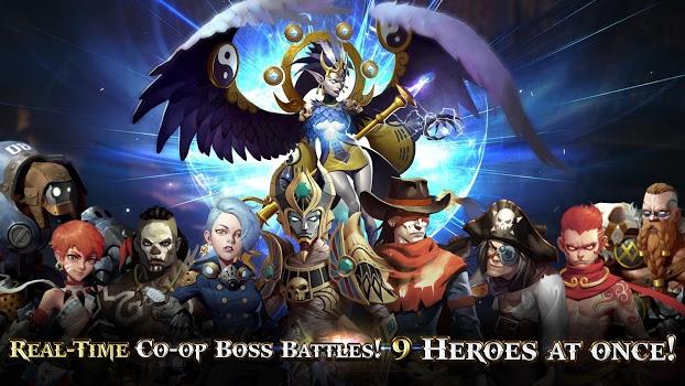 Heroes of Skyrealm v1.2.1