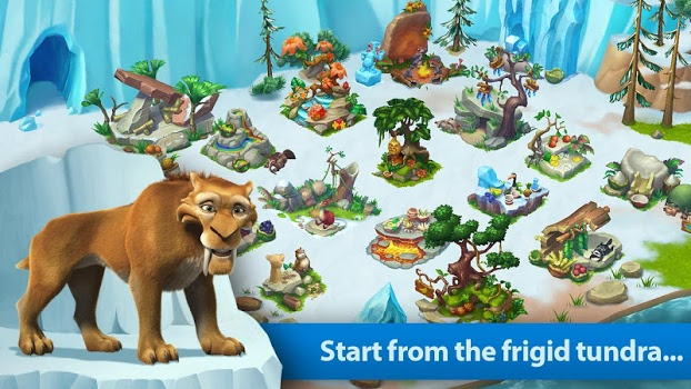 Ice Age World v1.8