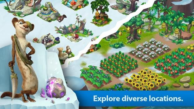 Ice Age World v1.8