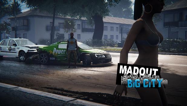 MadOut2 BigCityOnline v6.7 + data