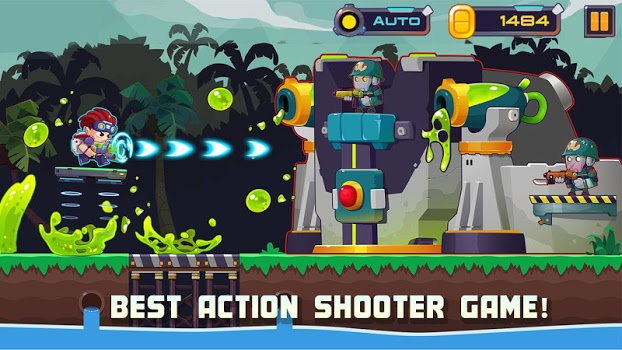 Metal Shooter: Run and Gun v1.36
