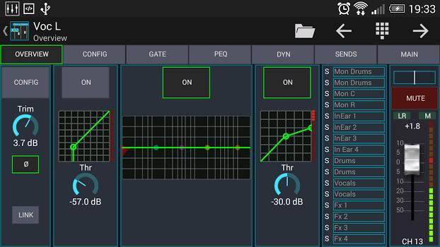 Mixing Station XM32 Pro v0.065.0