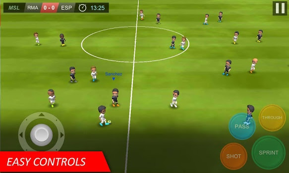 Mobile Soccer League v1.0.21