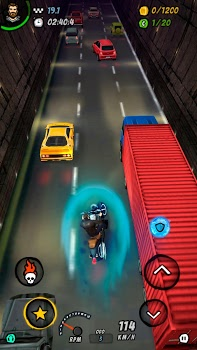 Moto Racing 2: Burning Asphalt v1.108