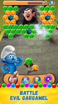 Smurfs Bubble Story v1.7.8022