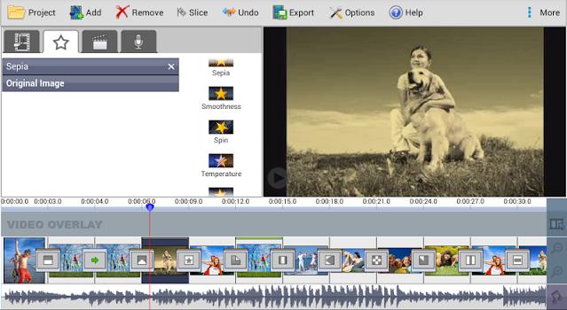 VideoPad Master's Edition v4.43
