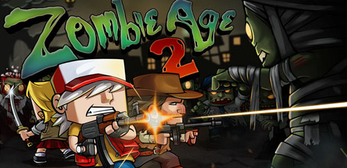 Zombie Age 2: Survival Rules – Offline Shooting v1.2.7 build 65