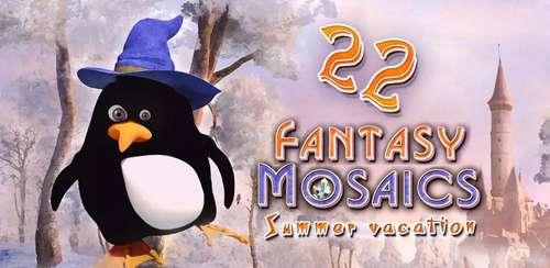 Fantasy Mosaics 22: Summer Vacation v1.0.0