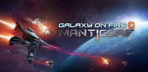 Galaxy on Fire 3 – Manticore v1.4.1 + data