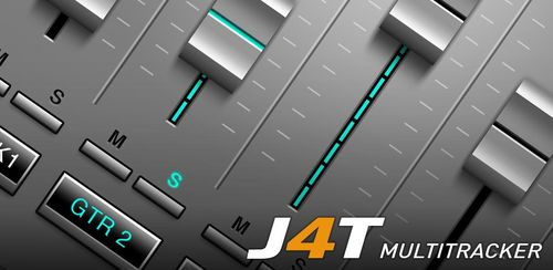 J4T Multitrack Recorder v4.7.9