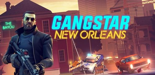Gangstar New Orleans OpenWorld v1.6.0e + data