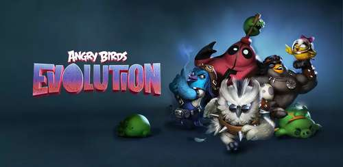 Angry Birds Evolution v1.22.0 + data