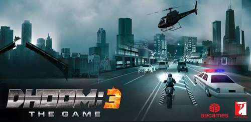 Dhoom:3 The Game v2.1
