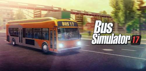 Bus Simulator 17 v1.10.0 + data