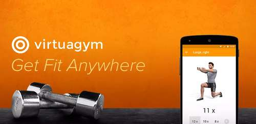 Virtuagym Fitness Pro – Home & Gym v7.1.7 build 4300272