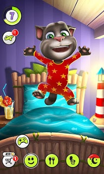 My Talking Tom v3.8.1.57