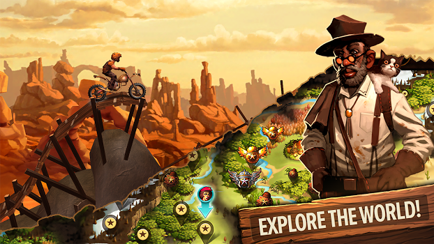 Trials Frontier v5.9.0 + data