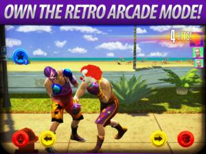 تصویر محیط Real Boxing – Fighting Game v2.7.6 + data