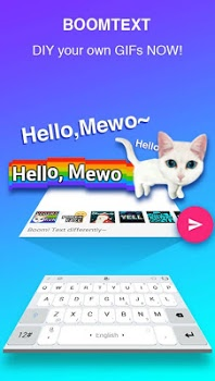 TouchPal Keyboard-Cute emoji,theme, sticker, gif v6.6.9.6