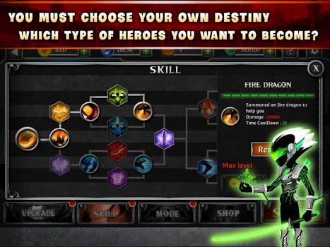 Stickman Legends – Ninja Hero: Knight, Shooter RPG v2.3.14