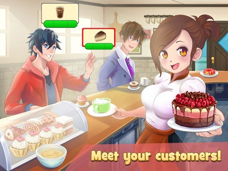 Dessert Chain: Coffee & Sweet v0.8.27