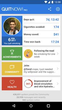 QuitNow! Pro – Stop smoking v5.64.1