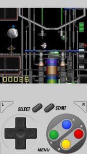 تصویر محیط SuperRetro16 (SNES Emulator) v2.0.1