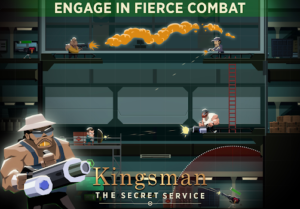 تصویر محیط Kingsman – The Secret Service Game v2.0