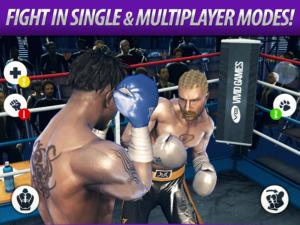 تصویر محیط Real Boxing – Fighting Game v2.7.5 + data