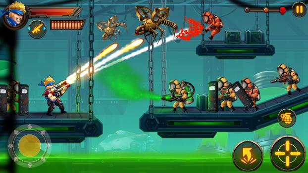 Metal Squad v1.5.0