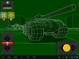 تصویر محیط Six Wheels and a Gun v4.49