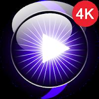 نرم افزار پخش ویدیو  با کیفیت 4k آیکون