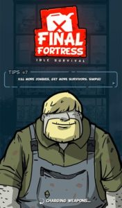 تصویر محیط Final Fortress – Idle Survival v2.86