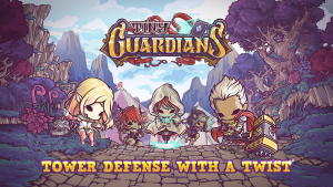 تصویر محیط Tiny Guardians v1.1.9 + data