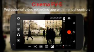 تصویر محیط Cinema FV-5 v1.52