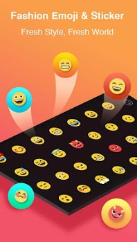 TouchPal Keyboard-Cute emoji,theme, sticker, gif v6.3.9.1